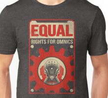 Equal Rights for Omnics Unisex T-Shirt