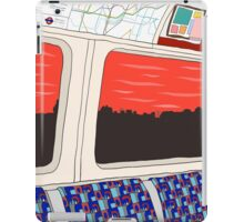View from London Jubilee Line iPad Case/Skin