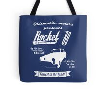 Rocket 88 Clutch Tote Bag