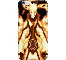 Naruto Spirito della volpe iPhone Case/Skin