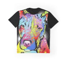 Dog color Graphic T-Shirt