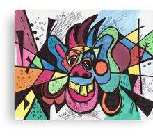Monkey Business Canvas Print