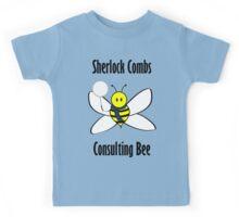 Sherlock Combs, Consulting Bee Kids Tee