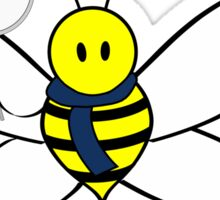 Sherlock Combs, Consulting Bee Sticker