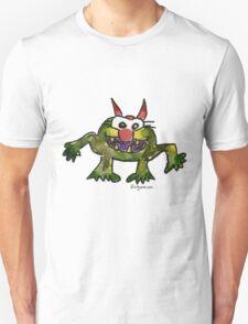 Funny Cartoon MonSTAR Monster 006 T-Shirt