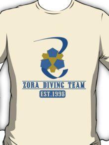 Zora Diving Team T-Shirt