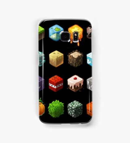Blocks Samsung Galaxy Case/Skin
