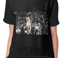 Jimmy G Buckets  Chiffon Top