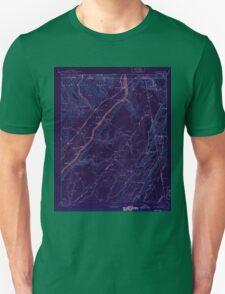 USGS TOPO Map Alabama AL Stevenson 305877 1895 125000 Inverted T-Shirt
