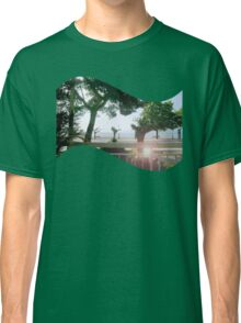 porch by the sea Classic T-Shirt