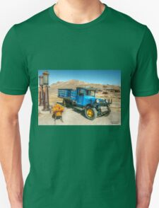 bodie old wild west ghost town T-Shirt