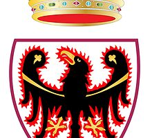 Coat of Arms of Trentino  by abbeyz71