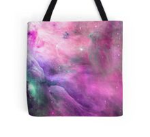 Orion Nebula [Pink Clouds] Stickers and Shirts Tote Bag