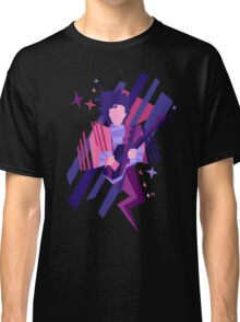 Purple Ghost Classic T-Shirt