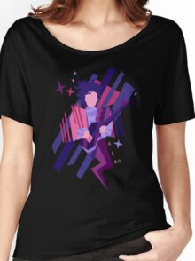 Purple Ghost Women's Relaxed Fit T-Shirt