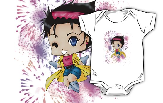 Chibi Jubilee by artwaste