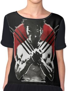 The Wolverine 2 Chiffon Top