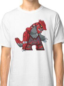 Team Magma - Groudon Classic T-Shirt