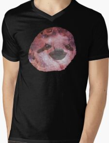 Nebula Sloth 2 Mens V-Neck T-Shirt