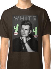 Oli White- White Design Classic T-Shirt