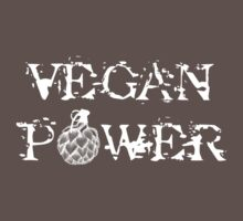 Vegan Power One Piece - Short Sleeve
