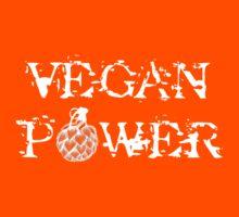 Vegan Power Kids Tee