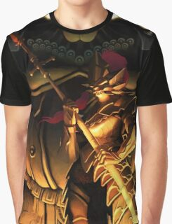The Dragonslayer and the Executioner Graphic T-Shirt