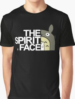 The Spirit Face Graphic T-Shirt