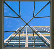 Window to the Tallest by Timothy  Ruf