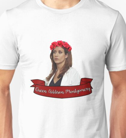 Addison Montgomery Unisex T-Shirt