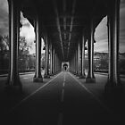 Bir-Hakeim Bridge by kamyarbaghvand