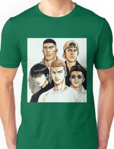Slam Dunk #02 Unisex T-Shirt