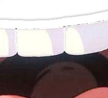 My Big Mouth Neighbor Sticker