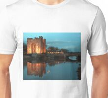 Bunratty Castle At Night, County Clare, Ireland Unisex T-Shirt