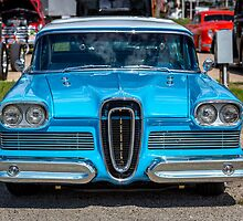 Ford Edsel Print by Tony Maro
