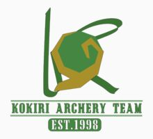 Kokiri Archery Team by CastleDownpour