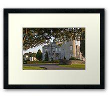 dromoland castle hotel golf club county clare ireland Framed Print