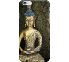Buddha case iPhone Case/Skin