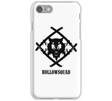 hollowsquad xavier wulf iPhone Case/Skin