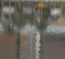 Daytime Reflections of Macau # 2 by Elisabeth Thorn