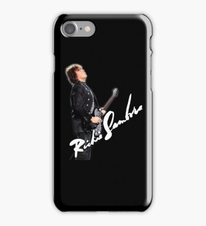 richie sambora iPhone Case/Skin