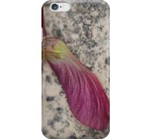 Maple Seed iPhone Case/Skin