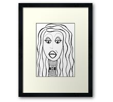 Bel Colla 01 Framed Print