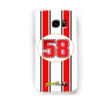 Supersic Simoncelli 58 Samsung Galaxy Case/Skin