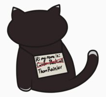 Blackwall the Cat Kids Tee