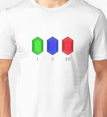 Rupee Change Unisex T-Shirt