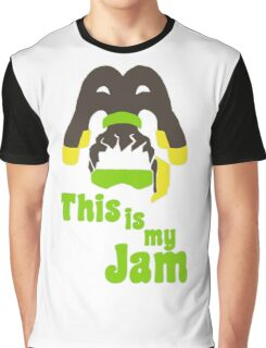 This Is My Jam - Lucio Graphic T-Shirt