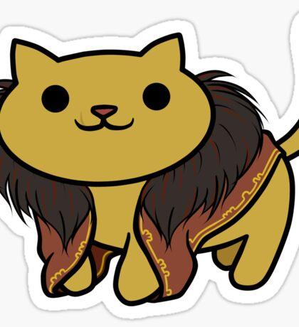 Cullen the Cat Sticker