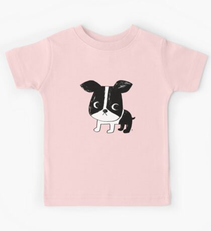 Boston Terrier Kids Clothes