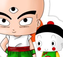 Chibi Tien Sticker